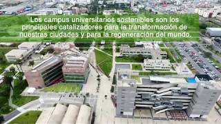 ISCN-Red Internacional de Campus Universitarios Sostenibles.