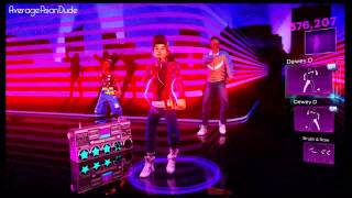 Teach me how to dougie-Dance Central (GLITCH)