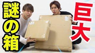 巨大な謎の箱が届いたんだけど。。。中身まじやベぇ。。