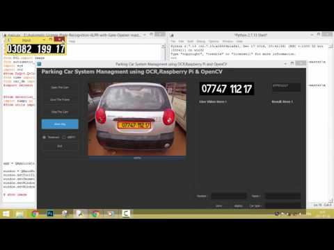 License Plate Recognition using Python & OpenCV - - YouTube