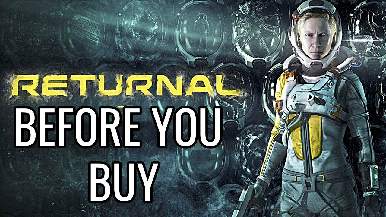 Returnal isn't the must-buy PS5 exclusive you think it is