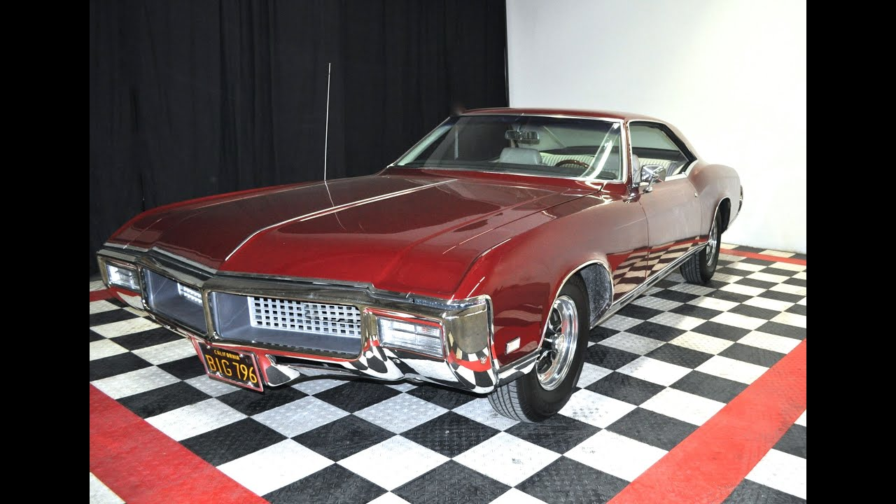 sold 1969 buick riviera youtube. Black Bedroom Furniture Sets. Home Design Ideas