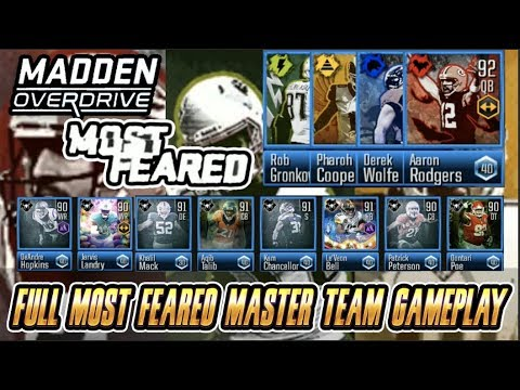 c31e93b5f FULL MOST FEARED LINE UP MONSTER MASTERS GAMEPLAY!