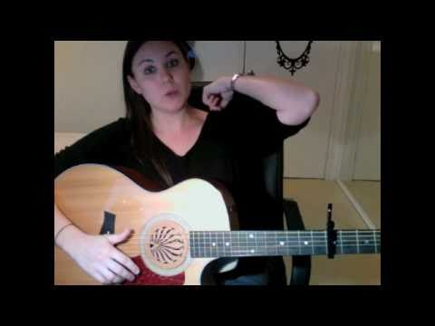 Price Tag by Jessie J ft. B.O.B - Guitar Tutorial (Beginners)