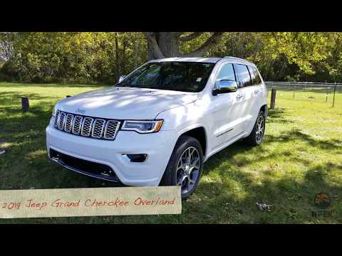 Review: 2019 Jeep Grand Cherokee Overland (5.7L) - The Last Hurrah