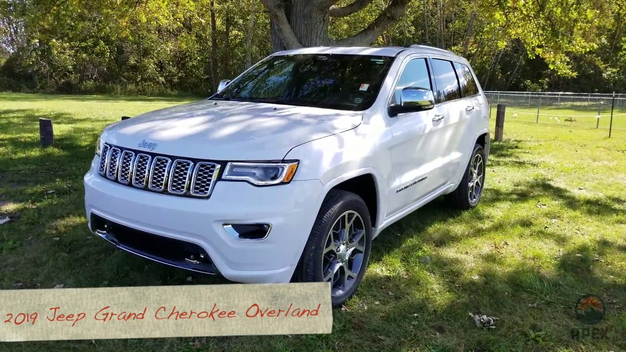 Review 2019 Jeep Grand Cherokee Overland 5 7l The Last Hurrah