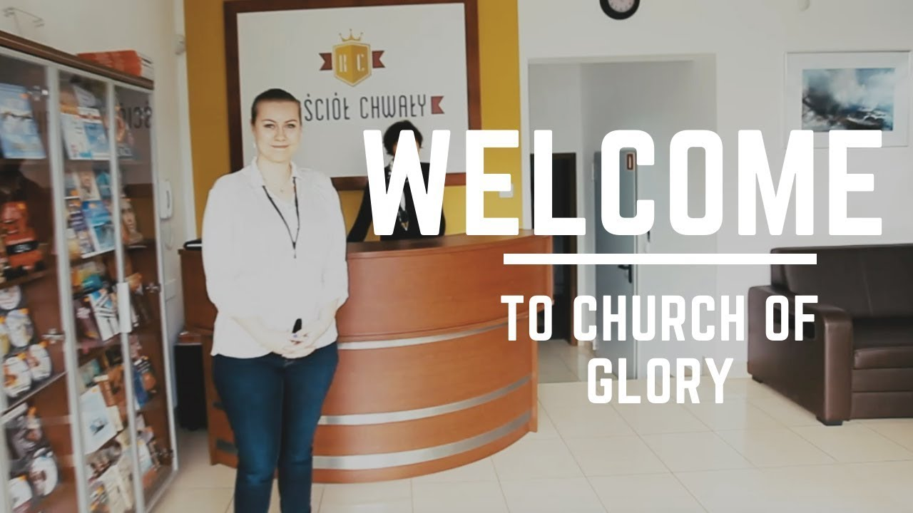 Welcome to Church of Glory