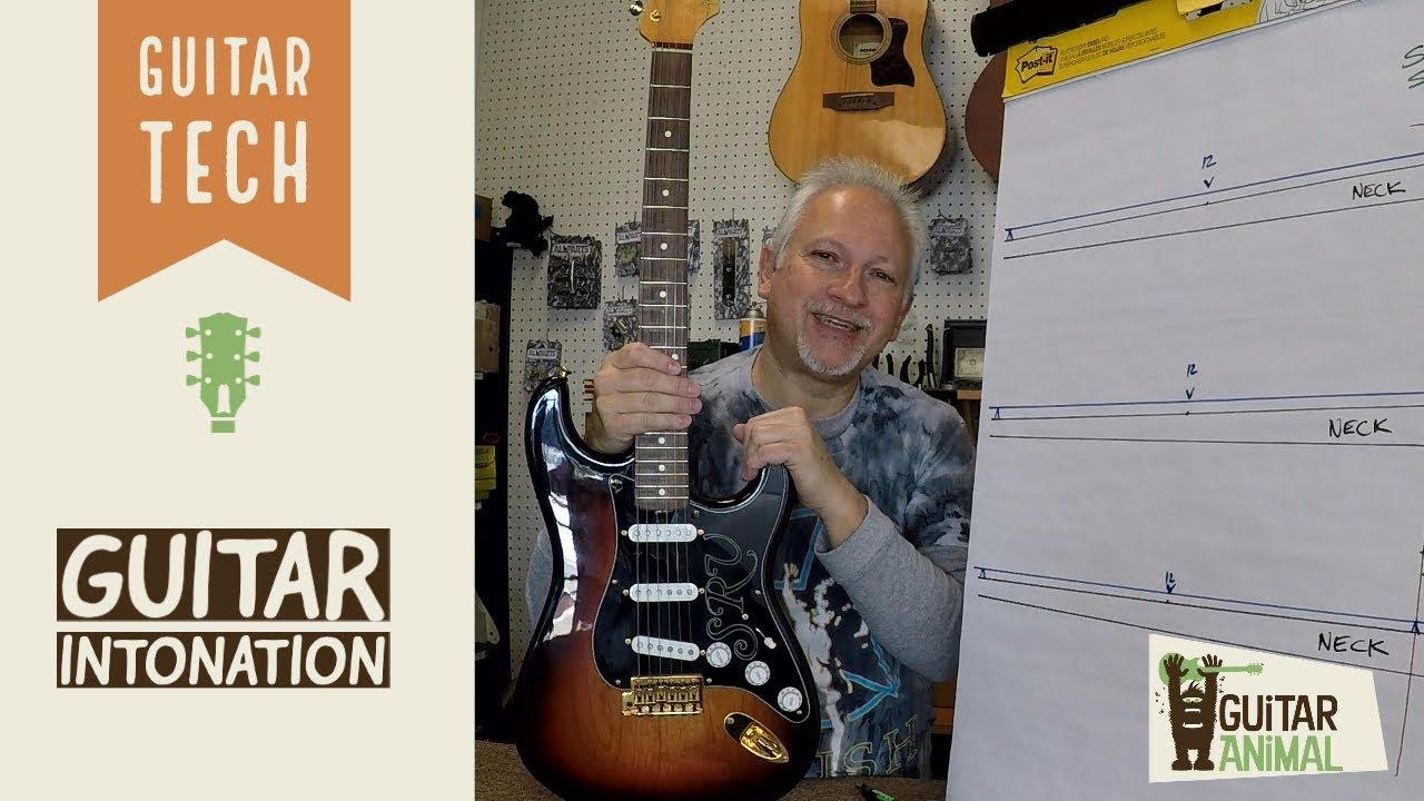 Guitar Setup & Intonation 2