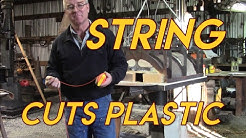 String Cuts Plastic