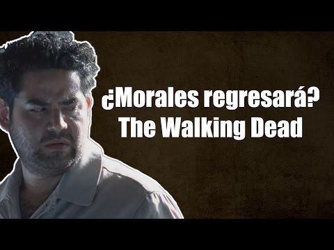 ¿El regreso de Morales? - The Walking Dead Sexta Temporada