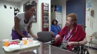 Independent Tray Service - Amsterdam Nursing Home