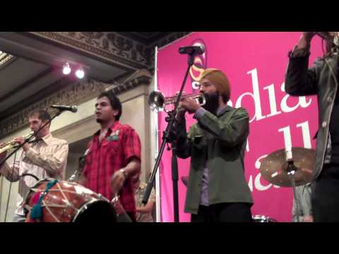 Red Baraat, World Music Festival Chicago 2010