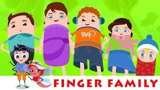 Finger Family Story   Nursery Rhymes   Children Rhymes   Baby Songs
