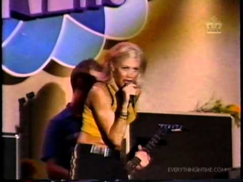 No Doubt  Just a Girl   Music Awards 1996