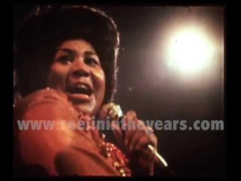 "Aretha Franklin- ""Chain Of Fools/Respect"" LIVE 1968 [RITY Archives]"