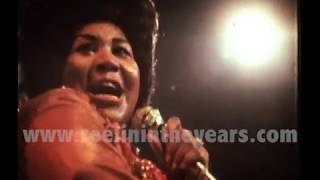 """Aretha Franklin- """"Chain Of Fools/Respect"""" LIVE 1968 [RITY Archives] Mp3"""