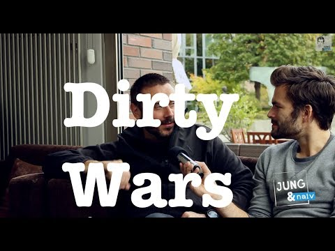 Dirty Wars with Jeremy Scahill - Jung & Naiv: Episode 92