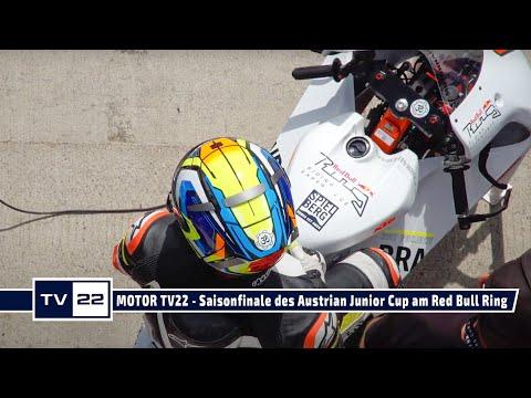 MOTOR TV22: Das Saisonfinale des KTM Austrian Junior Cup am Red Bull Ring 2021