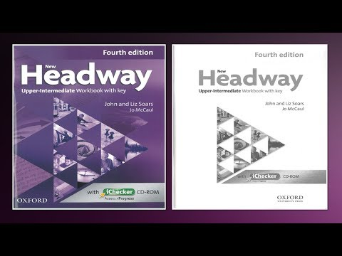 new headway upper-intermediate fourth edition workbook with key download