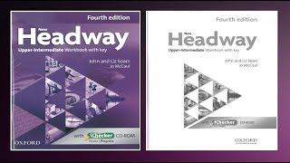 New Headway Upper-Intermediate Exercise Book 4th -All Units