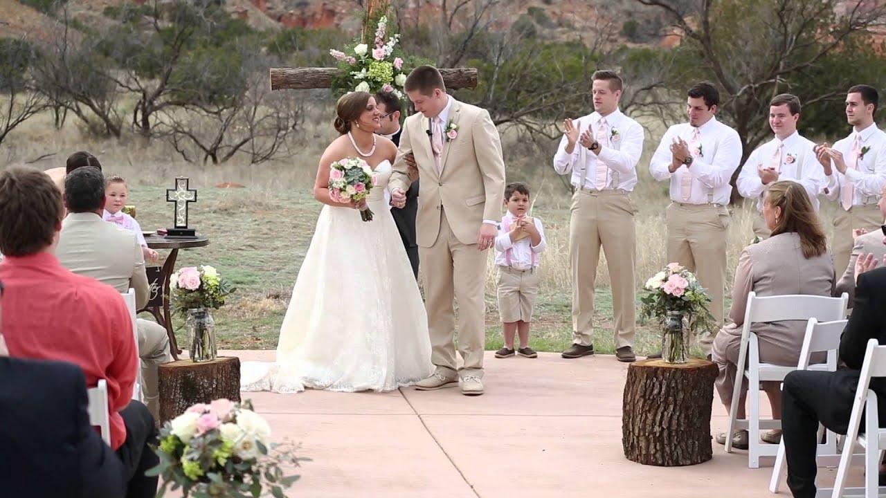 41 Productions Justin Lesley Amarillo Wedding Videographer