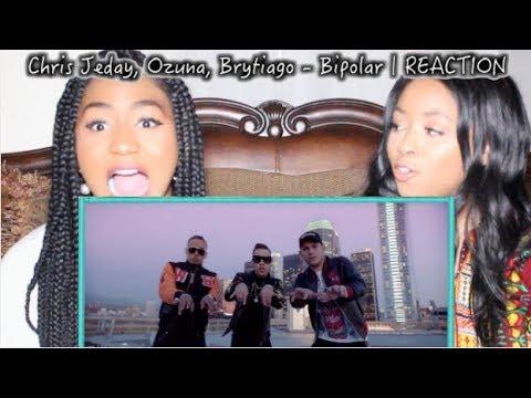 Chris Jeday, Ozuna, Brytiago - Bipolar | REACTION