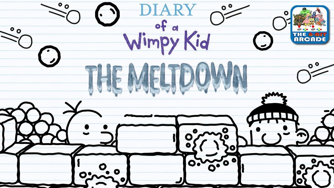 Diary Of A Wimpy Kid The Meltdown Everybody Was Snowball Fightin Nickelodeon Games Youtube