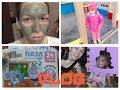 Поделки - Vlog: делаю маску из глины/заказ с сайта Лабиринт/гуляем