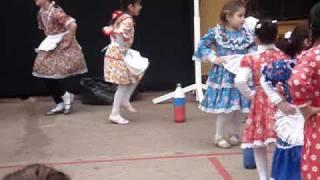 baile el costillar es mio colegio mar abierto kinder 2009