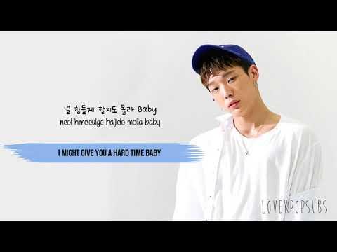 Bobby - In Love [English subs + Romanization + Hangul] HD