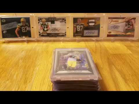 Completed 2016 Panini Prizm Football Rainbow Review