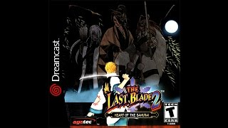 The Last Blade 2 - Heart of the Samurai (Dreamcast) (US)