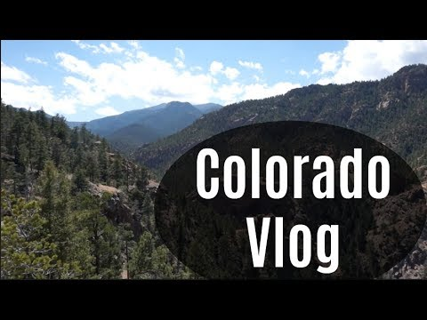 Colorado Springs Adventure! - Vacation Vlog