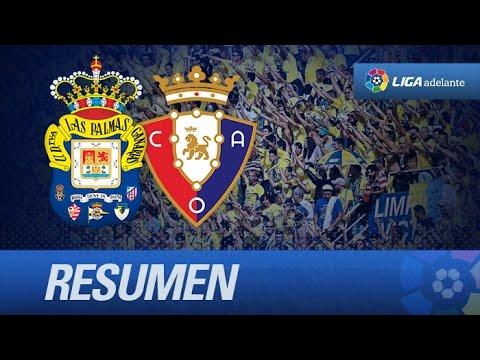 Las Palmas 1-2 Osasuna
