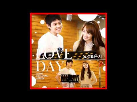 02. Yo Seob (BEAST/B2ST) - LOVE DAY (B2UTY Ver.)