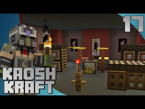 """Rock Band"" - Minecraft KaoshKraft SMP - Ep 17 thumbnail"