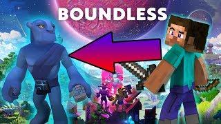 BOUNDLESS - GRA OKRZYKNIĘTA NASTĘPCĄ MINECRAFTA?