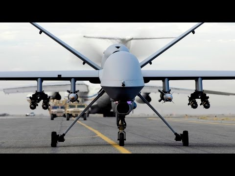 90% Of U.S. Drone Strikes Don't Hit 'Intended Targets'