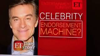 Tinseltown Mom Speaks with Entertainment Tonight About Dr. Oz Senate Controversy (June 2014)