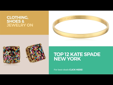 Top 12 Kate Spade New York // Clothing, Shoes & Jewelry On Amazon