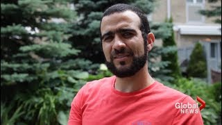 Omar Khadr tells Canadians he