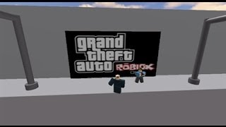 GRAND THEFT ROBLOX!!! Part 1!