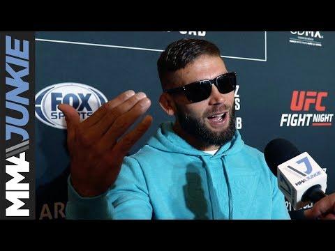 Jeremy Stephens: UFC Mexico City media day interview
