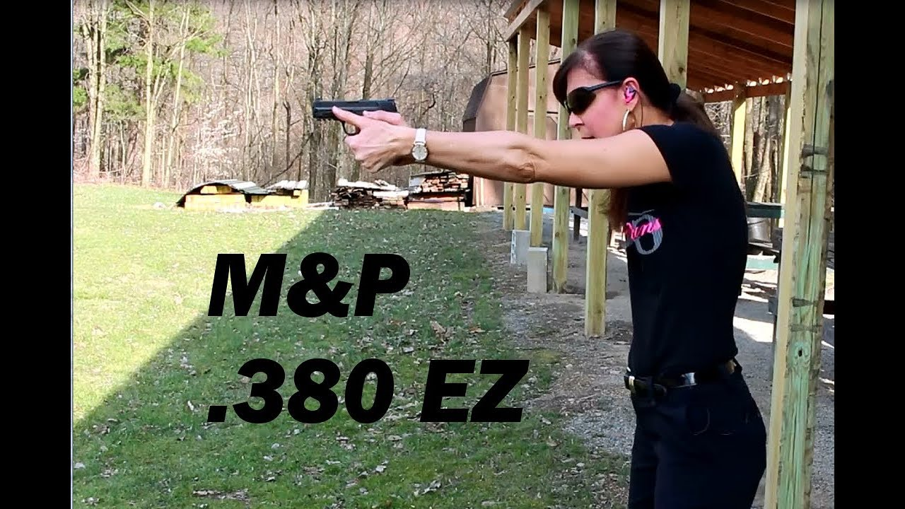 ARMED and Feminine - Smith&Wesson M&P 380 EZ Review