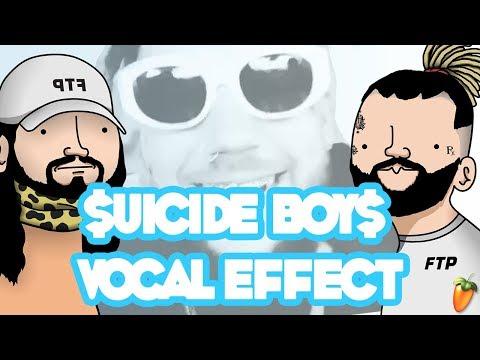 $uicide Boy$ Recording Template