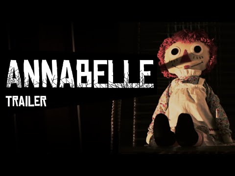 ANNABELLE - Trailer | Lenda Urbana
