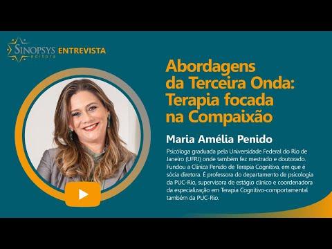 Abordagens da Terceira Onda: Terapia focada na Compaixão | Sinopsys Entrevista#20