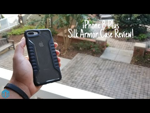 iphone-8-plus-silk-armor-case-review!