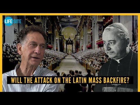 Download Will the attack on The Latin Mass backfire?  An interview with Robert Moynihan
