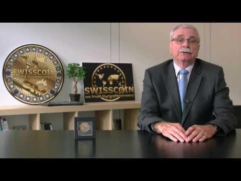 CEO of EURO SOLUTION GMBH SwissCoin   Geschäftsführer Ansprache